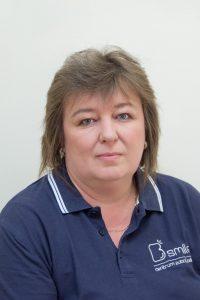 Ladislava Šaclová - sestra